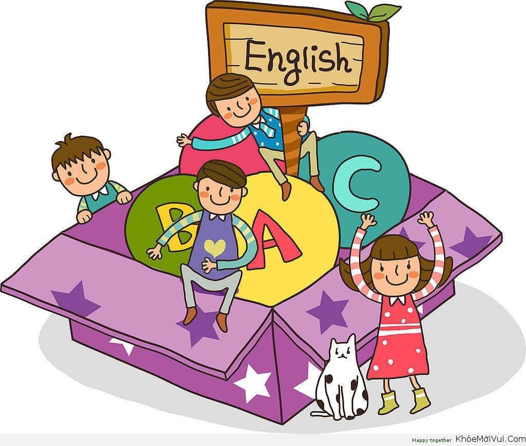 Kết Quả Hình Ảnh Cho Hình Ảnh Hoạt Hình Bé Học Tiếng Anh Vui Nhộn