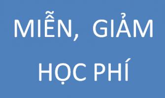 Chế độ miễn giảm tại Âu Việt