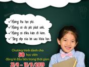 Tuần lễ khuyến học – Khóa học 0 đồng, học KHÔNG tính phí