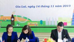 Lễ Ký Kết Hợp Tác Khảo Thí Tiếng Anh Cambridge Giữa TTAN Âu Việt Và TTAN Việt Anh 14/11/2019