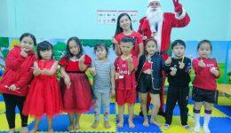 Giáng sinh an lành 2019 tại Trung tâm anh ngữ Âu Việt