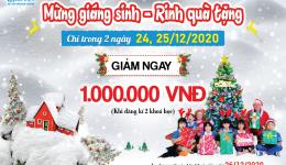 Mừng giáng sinh – Ring quà tặng 2020